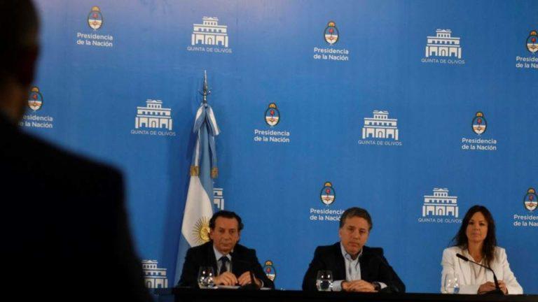 REPERCUSIONES SOBRE LOS ANUNCIOS ECONÓMICOS DEL GOBIERNO NACIONAL
