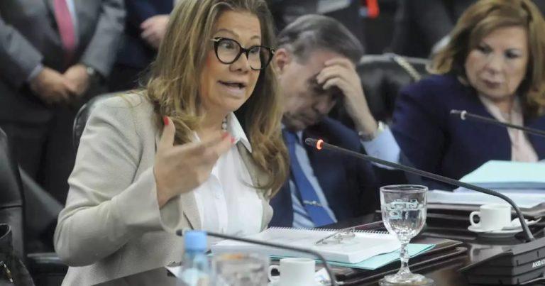 GRACIELA CAMAÑO EL NOMBRE QUE PREOCUPA A VIDAL
