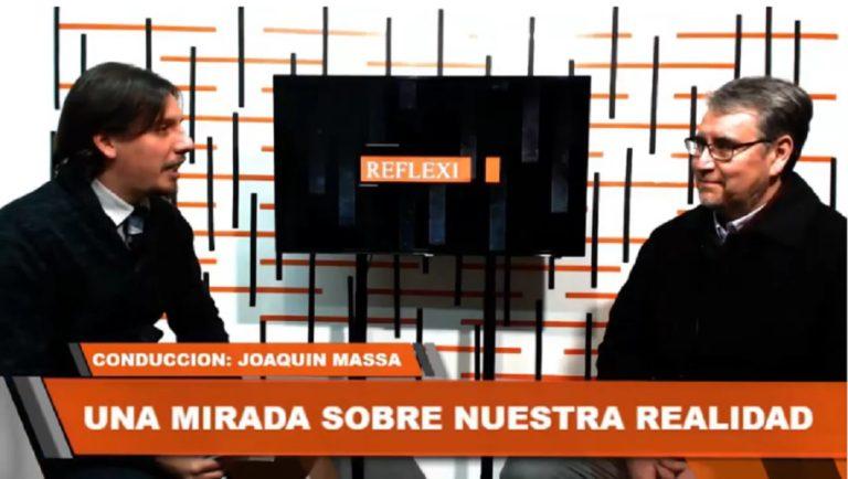 DANIEL EZCURRA: «LA CRISIS, LA UNIDAD Y LA FIGURA DE CFK FUERON FUNDAMENTALES EN LA VICTORIA»