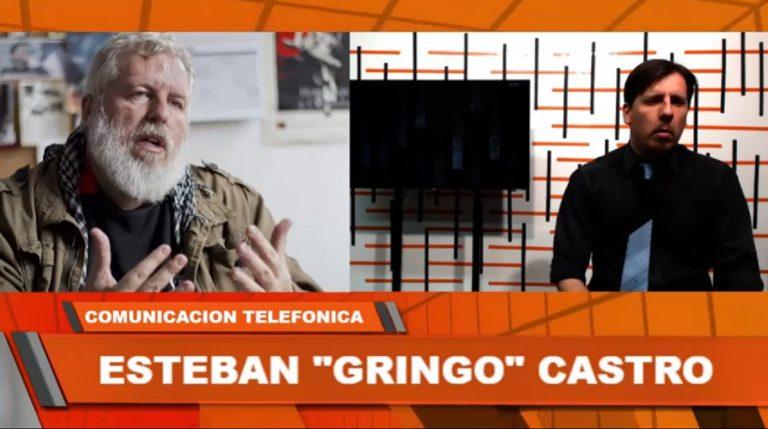 ESTEBAN CASTRO: «EL GOBIRENO QUE VIENE NO VA A TENER UNA HERENCIA, VA A RECIBIR UNA BOMBA EXPLOTADA»