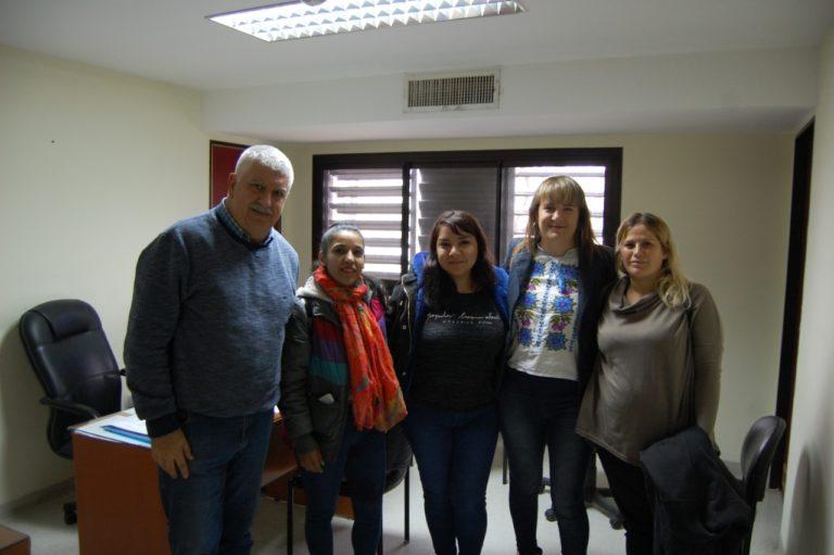 BARRIOS DE PIE PRESENTO EL INFORME DE MALNUTRICIÓN INFANTIL AL DIRECTOR DEL HOSPITAL CORDERO