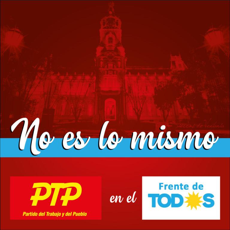 ¿SON LO MISMO? NO DA LO MISMO – Por Cesar García*