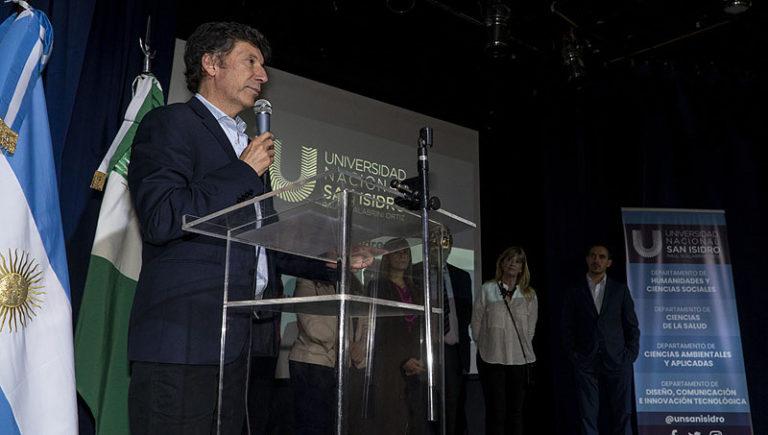 ESCANDALO: LA UNIVERISDAD MILITANTE DE POSSE