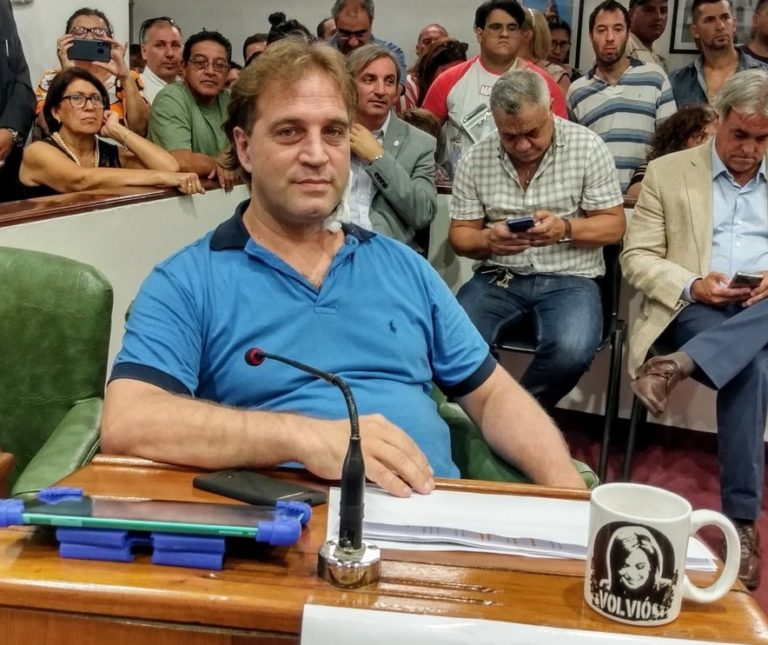 SAN ISIDRO: MARCOS CIANNI EL PRIMER CANDIDATO A INTENDENTE 2023