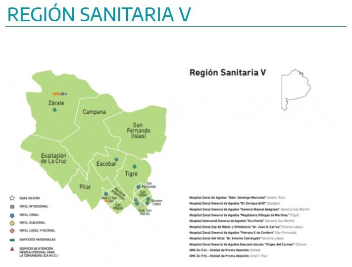 SAN ISIDRO LIDER EN LA REGION SANITARIA CON CASOS DE CORONAVIRUS