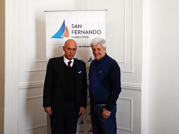 IGNACIO POSSE MOLINA: «EL MUNICIPIO APRIETA A GUARDERIAS Y CLUBES NAUTICOS DE SAN FERNANDO»