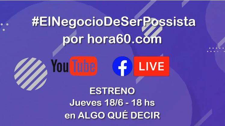 «EL NEGOCIO DE SER POSSISTA» EN ALGO QUE DECIR