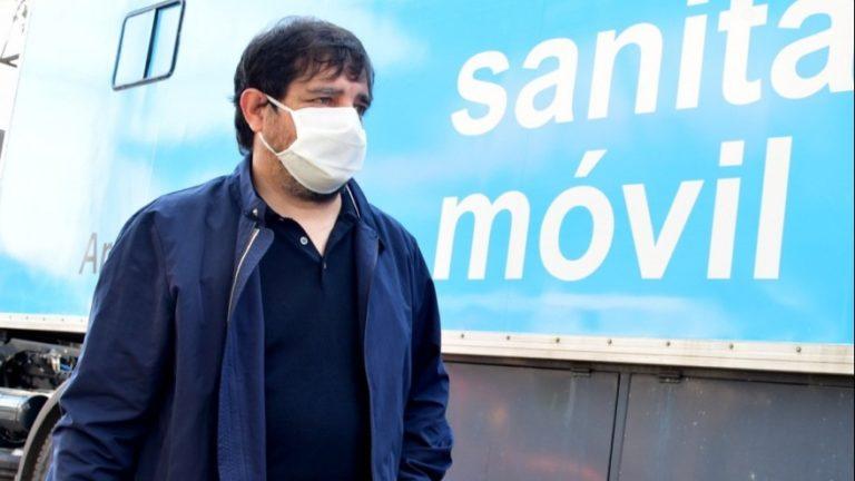 INSOLITO: EL INTENDENTE DE SAN MARTIN CONTRADICE A LOS INFECTOLOGOS
