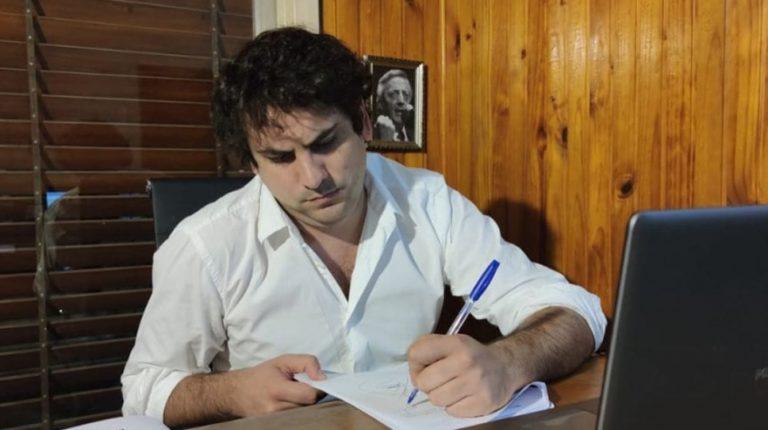 JUAN GOMEZ PARODI: «LA INDEPENDENCIA ECONOMICA DE PERON ES MAS NECESARIA QUE NUNCA»