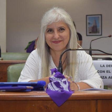 MILENA LAMONEGA: «PEDIMOS MAYOR ACTIVIDAD DEL HCD PERO NO HEMOS SIDO ESCUCHADOS»