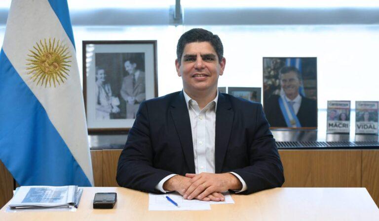 MALVINAS ARGENTINAS: LUCAS APARICIO OTRO NOMBRE PARA EL 2021