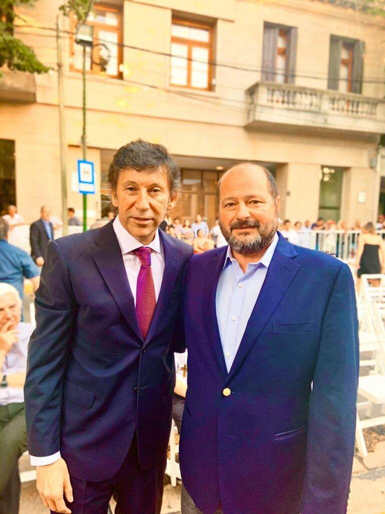 WALTER CARUSSO: EL POLITICO DE SAN MARTIN QUE SOLO HABLA DE SAN ISIDRO