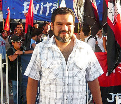 JUAN LUNA: «QUEREMOS EVITAR LAS TOPADORAS EN GUERNICA»