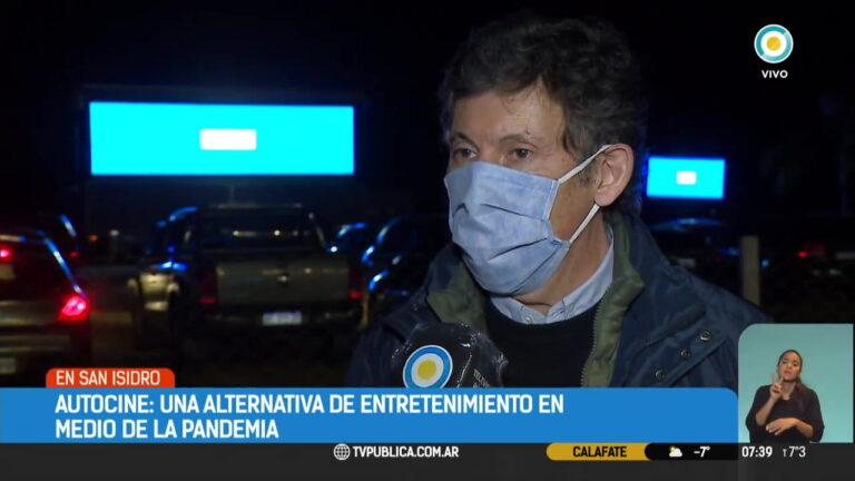 AUTOCINE SAN ISIDRO: POR NO PAGAR, ARBA LE RECLAMA MAS DE 20 MILLONES