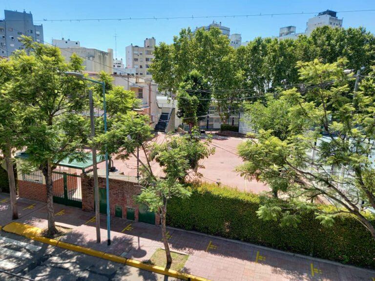 ¿QUE PASA CON LAS NUEVAS TORRES EN EL COLEGIO SAN ANDRES DE OLIVOS?